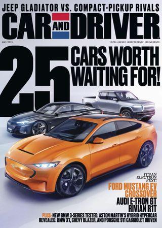 Majalah Mobil Terbaik Untuk Dibaca Saat Ini
