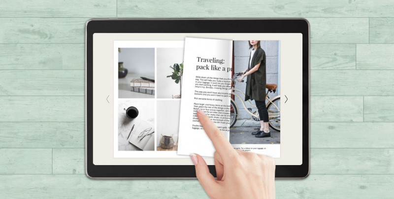 Cara Membuat Majalah Online 2021