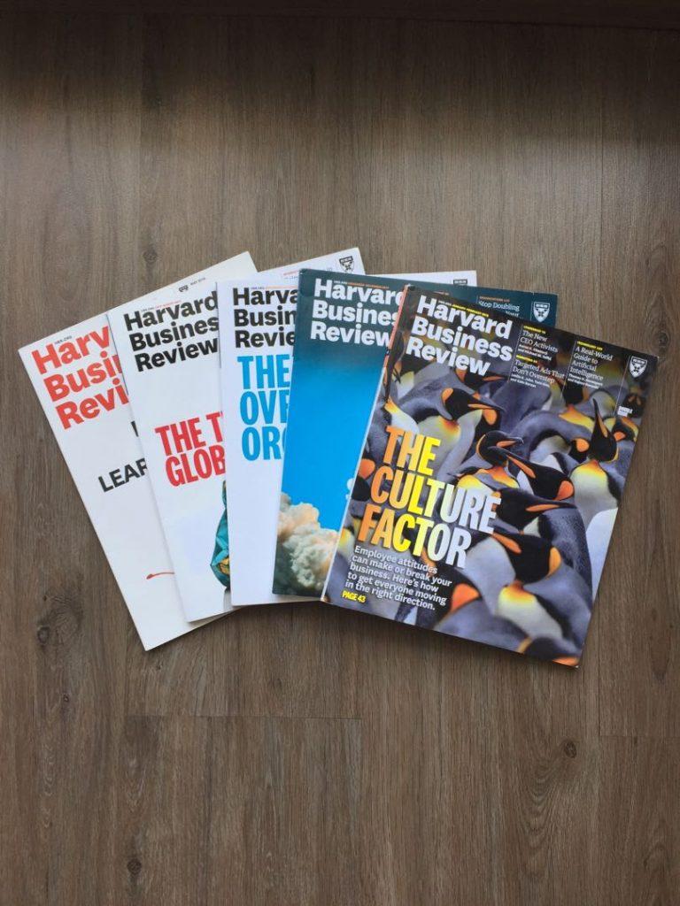Berbagai Majalah Bisnis Terbaik