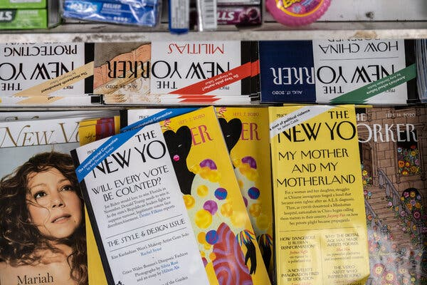 Majalah Liberal Terunggul di Amerika Serikat